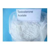 Buy cheap White Crystalline Powder Testosterone Anabolic Steroid Acetate Test Ace CAS 1045 product