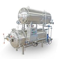 Buy cheap Double Layers Sterilization Canning Retort Machine For Canned Food from wholesalers