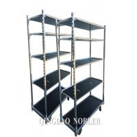 Buy cheap Hot Galvanized CC Container Flower Trolley , Pot Plant Container from wholesalers