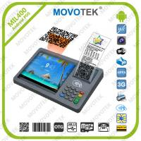 Buy cheap Movotek Android Handheld Terminal with Bar code Scanner, RFID Reader and Thermal Printer from wholesalers