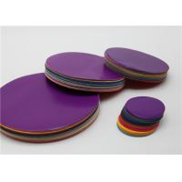 Buy cheap Lick - To - Stick Gummed Paper Circles Pack Different Sizes Assorted Colour product