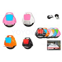 Wholesale customized foldable 172WH Self Balancing Electric Unicycle , Motorized Unicycle from china suppliers