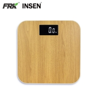 Buy cheap Round Edge ABS Platform Digital Personal Weighing Scale from wholesalers