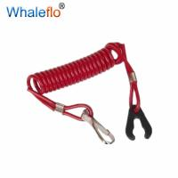 Buy cheap Whaleflo Yamaha 6EE-H2556-00 Lanyard / Kill Cord Outboard Motor Engine Kill Cord Safety Lanyard Emergency Stop from wholesalers