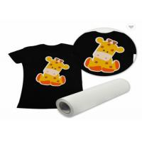 Wholesale 65gsm/80gsm Matte Hot/Cold Peel Sublimation Heat Transfer Release Paper/Heat Transfer Printing Paper In Rolls And Sheets from china suppliers