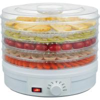 Buy cheap 5 trays ED-770 electric food dehydrator from wholesalers