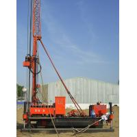 Buy cheap XPL-30B 16.5m Assistant Tower Jet Grouting Drilling Rig With Crawler Mounted from wholesalers