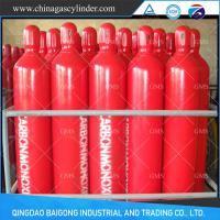 Wholesale 2017 Hot Sale Seamless Steel Carbon Monoxide Gas Cylinder from china suppliers