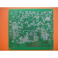 Buy cheap Custom Green Solder Mask 8 Layer Double Sided PCB Boards with HASL for Autocar Audio from wholesalers