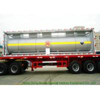 Buy cheap 20FT / 30FT ISO Tank Container For Transport C9 Aromatics  20000L from wholesalers