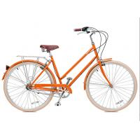 Wholesale Made in China hi ten steel colorful 26 inch OL elegant city bicicle for lady  single speed from china suppliers