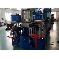 Buy cheap 200 Ton Pressing Force Double Working Stations Vulcanizer For Auto Parts Manufacturing from wholesalers