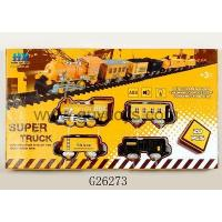 China Plastic toy train set,electric toy on sale