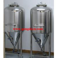 Stainless steel home brewery beer conical fermenter Manufactures