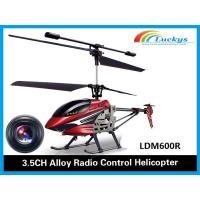 Buy cheap NEW 3.5CH alloy RC helicopter with cameras,with gyroscope,wireless remote control plane from wholesalers