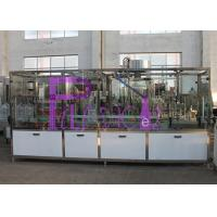 Buy cheap Multifunction 8 Heads Drinking Water Bottle Filling Plant 800BPH For 5L Bottle from wholesalers