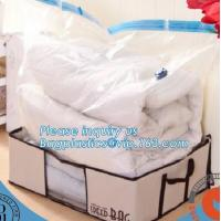Buy cheap vacuum bags with fragrance for duvets or blankets, compression cube storage bag, quilt storage bag, bagplastics, bagease from wholesalers