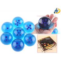 Buy cheap Dragon Ball anime cosplay Crystal Ball star (7pcs a set) from wholesalers