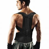 Buy cheap Dorsalumbar Back Spine Brace Posture Corrector Breathable Comfortable Elastic Material from wholesalers