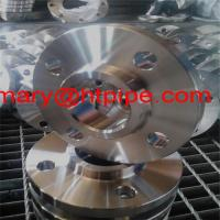 Buy cheap ASTM B637 UNS N07718 nickel  alloy steel flange from wholesalers