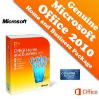 Buy cheap Laptop Ms Office Fpp Home Business 2010 , English Ms Office 2010 Product Key from wholesalers