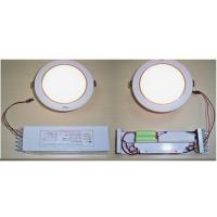 Buy cheap SMD2835 18w round led rechargeable emergency light for home , hotel , office , hospital from wholesalers