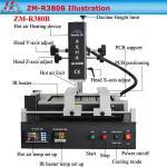 Buy cheap Economical BGA  reballing system ZM-R380B  for laptop mobile from wholesalers