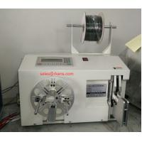 Buy cheap wire coil winding machine/automatic cable wire twist tie machine from wholesalers
