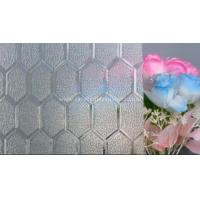 Buy cheap Opaque 3mm Mistlite Decor Figured Glass Building Doors And Windows from wholesalers