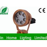 24V DC RGB 3 In 1 Led Stainless Steel Garden Lights Outdoor Lighting CE RoHS Manufactures