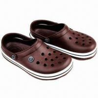 Buy cheap Garden Shoes with High Performance/European Union Standard, Available in Light Brown Color from wholesalers