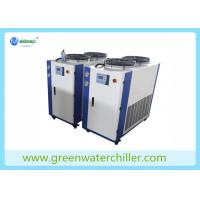 Buy cheap 5P 3 Tons Industrial Air Cooled Water Chiller for Plastic Injection Machine from wholesalers