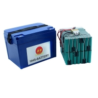 Buy cheap HHS 200Ah 12V 100Ah Lithium Ion Battery Pack from wholesalers