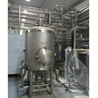 Hot Water Storage Tank Vessel - Food Beverage Pharmaceutical Stainless Steel Tanks Manufactures
