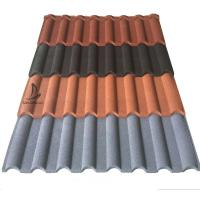 Buy cheap New Zealand Stone Coated Metal Roofing Sheet Nigeria Wholesale Price Metro Tiles importing From China from wholesalers