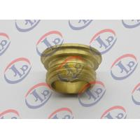 Buy cheap 18.3 Mm X 9.4 Mm CNC Turned Parts Brass Nuts With Sw 10mm Internal Hole from wholesalers