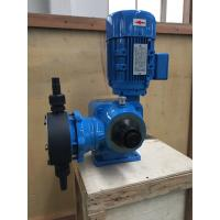 4bar Single Electric Chemical Injection Pumps High Pressure 1200LPH