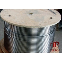 Buy cheap 3 / 8 ASTM B704 Alloy 625 ASTM B704 Coiled Tubing Oil And Gas from wholesalers