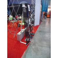 Buy cheap Custom trade show advertising pop up display stand from wholesalers
