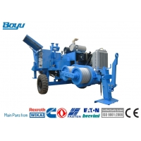 Buy cheap Stringing Equipment 40kn Hydraulic Cable Puller For Overhead Line from wholesalers