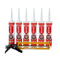 Buy cheap Fire Rated Silicone Caulk / Heat Proof Silicone Sealant In Building Facade from wholesalers