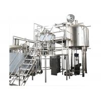 Buy cheap used 1000l restaurant rye beer making machine brewing equipment for sale from wholesalers