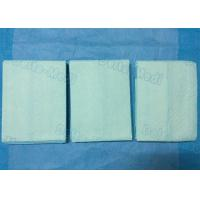 Buy cheap High Absorbent SAP Disposable Bed Pads , Disposable Under Pad With Strip Sticker from wholesalers