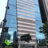 Buy cheap Pvdf Painted Insulated Aluminum Panels Exterior Metal Cladding Perforated Technology from wholesalers