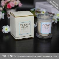 Wholesale Efficient Recycling Natural Scented Candle Non Toxic For Party / Express from china suppliers