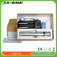 Cheap wholesale Vamo V6 e cigarette with fast shipping Manufactures