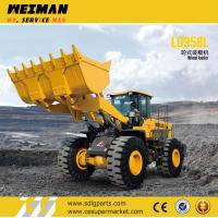 Buy cheap SDLG LG958 wheel loader with ZF GEARBOX from wholesalers