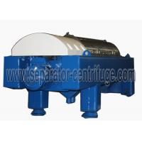 Buy cheap Continuous Drilling Mud Centrifuge Industrial Auto Sludge Dewatering Decanter Centrifuge from wholesalers
