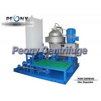 Buy cheap Three Phase Fuel Oil Handling System , Vertical Laboratory Centrifuge from wholesalers