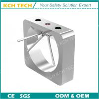 Wholesale Round Shape CE Approved High Quality Tripod Turnstile for Office Building from china suppliers